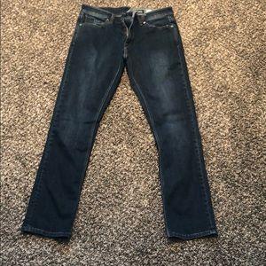 Volcom Jeans.
